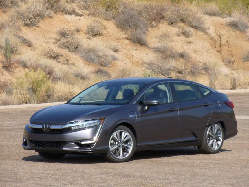 Honda Clarity: La beauté est dans les yeux de celui qui regarde