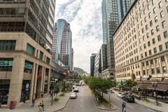 Vers une nouvelle avenue McGill College