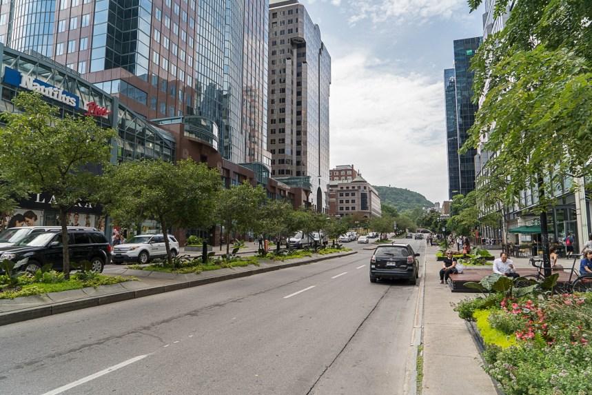 Une avenue McGill College piétonne, mais pas complètement, plaide l'OCPM