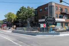 Un nouveau plan d'action pour «relancer» la rue Saint-Denis