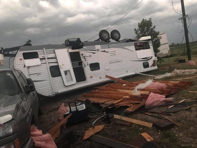 Une tornade fait un mort au Manitoba