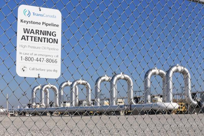 Donald Trump tente de relancer l'oléoduc Keystone XL
