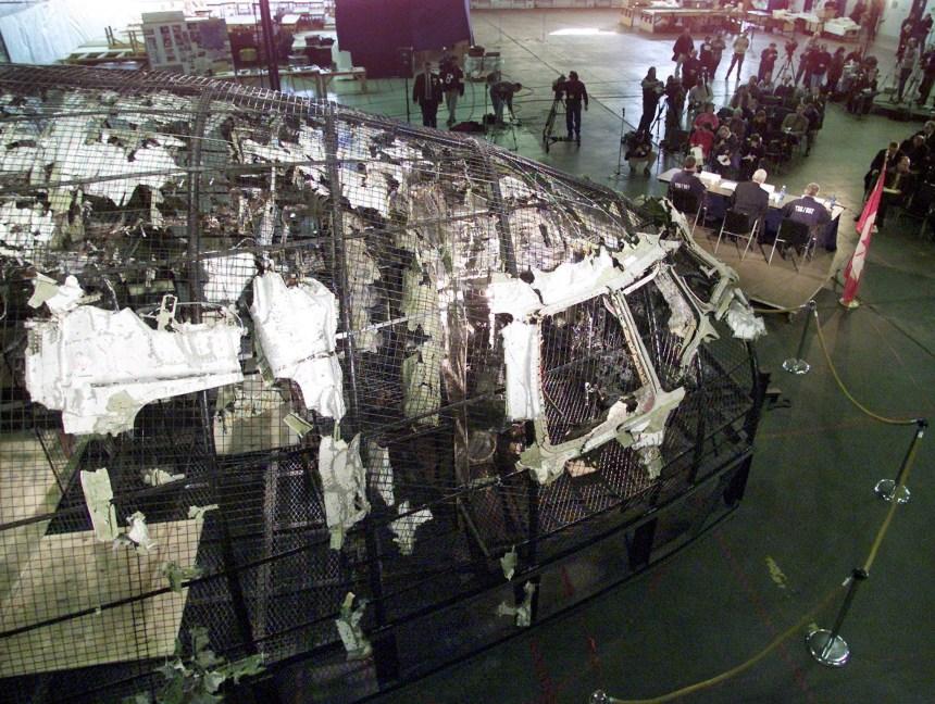 Des proches se souviennent des victimes de Swissair