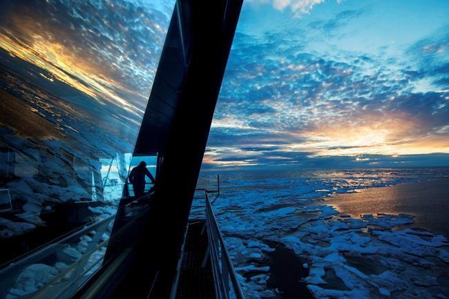 Les rejets d'eaux usées inquiètent dans l'Arctique
