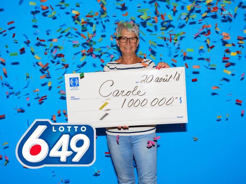Loto Québec: un lot d'1M$ remporté