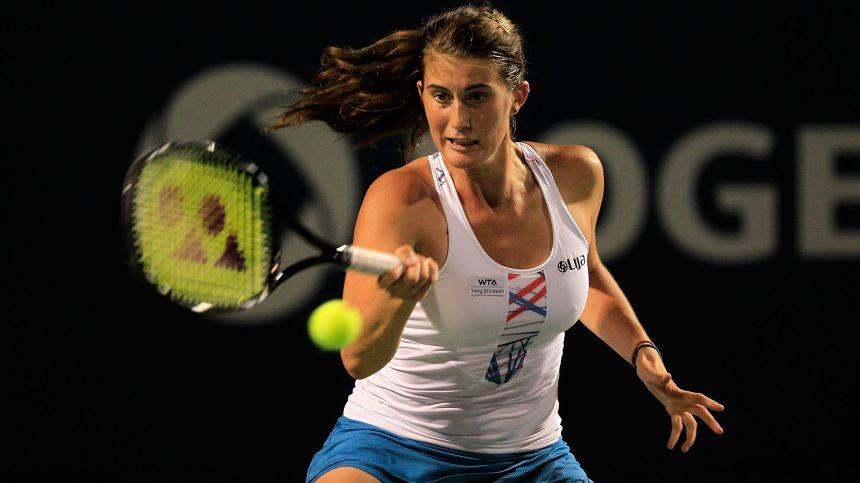 La Canadienne Rebecca Marino s'incline aux qualifications pour Roland-Garros
