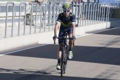 Valverde gagne la 7e étape du Tour d'Espagne; Lopez reprend la tête