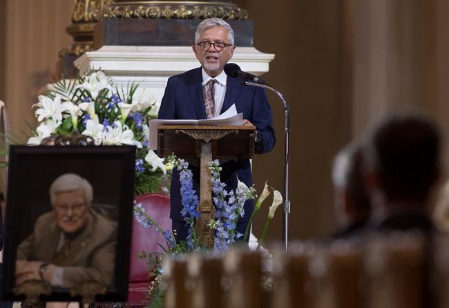 Le grand humaniste Paul Gérin-Lajoie est célébré
