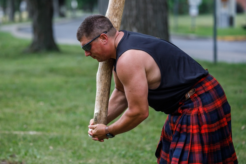 Forty-one candles for growing Highland Games