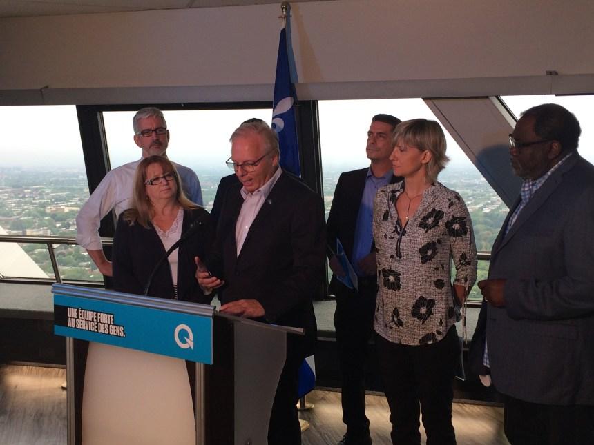 L'est de Montréal, une priorité pour le Parti québécois