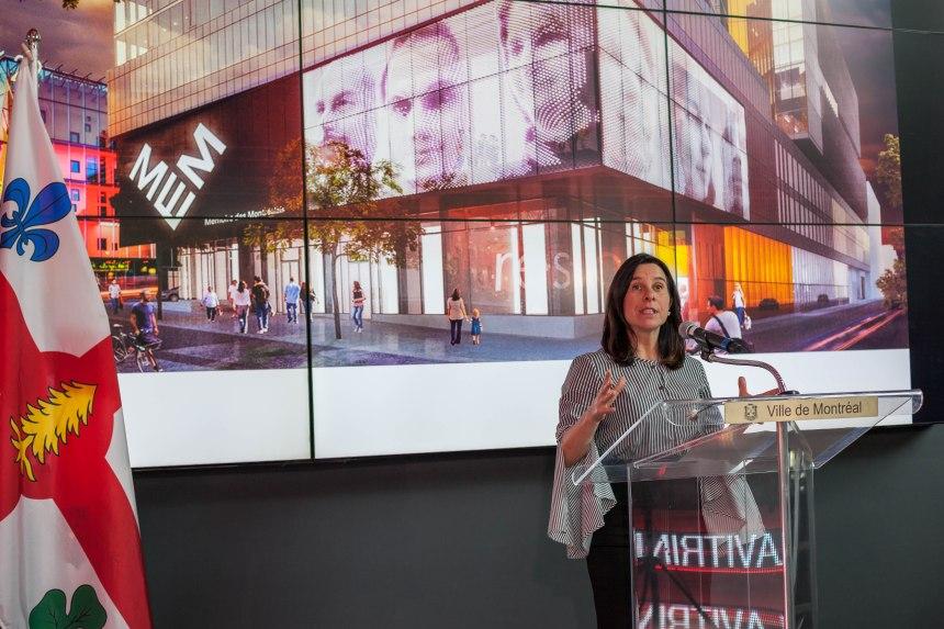 Le Centre d'histoire de Montréal fera peau neuve