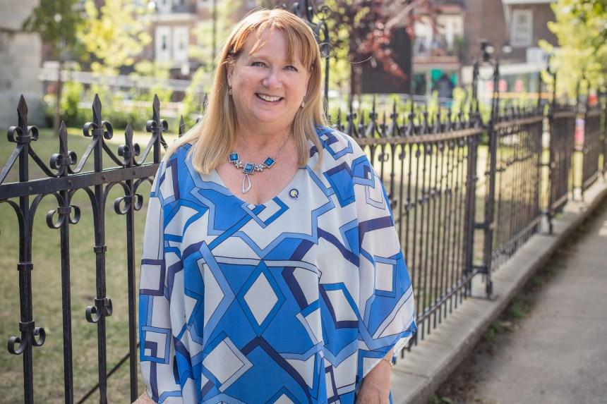 Carole Poirier sollicite un quatrième mandat