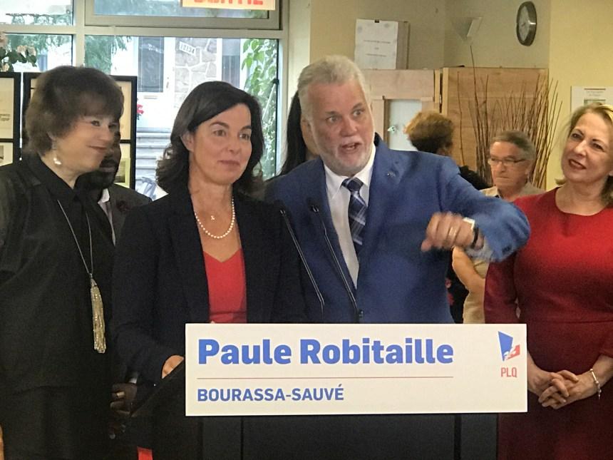 Le PLQ dévoile sa candidate dans Bourassa-Sauvé