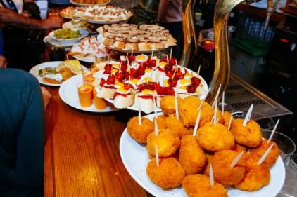 Les tapas basques élues meilleure expérience culinaire au monde par Lonely Planet