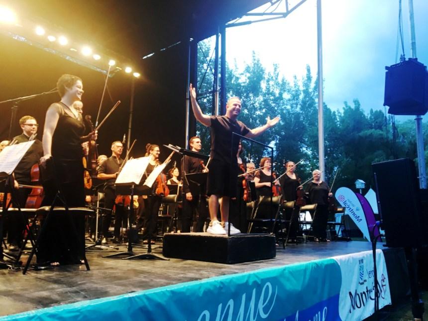 Coup de tonnerre au concert de l'Orchestre métropolitain
