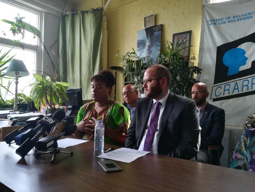 Blessée par la police en 2014, Majiza Philip attaque la Ville en justice