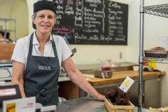Eve Richard: des chaussures aux gâteaux de la pâtisserie Lescurier