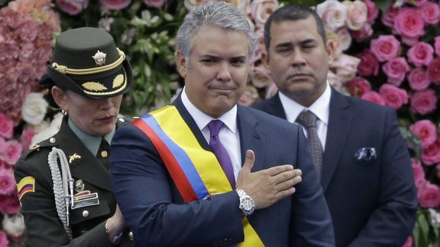 Colombie: récemment élu, Duque veut durcir la politique envers les guérillas
