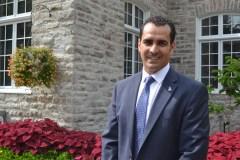 Monsef Derraji, le transport comme priorité dans Nelligan