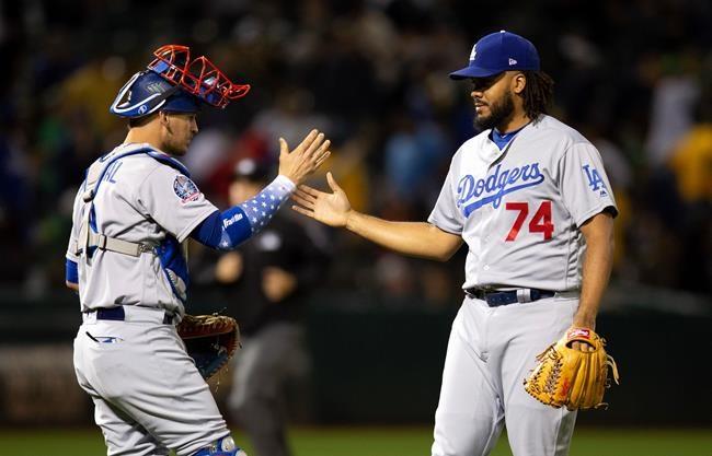 Dodgers: Jansen sur la liste des blessés