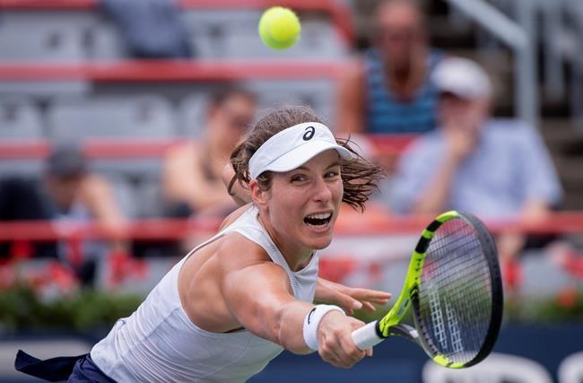 Sharapova signe un premier gain convaincant