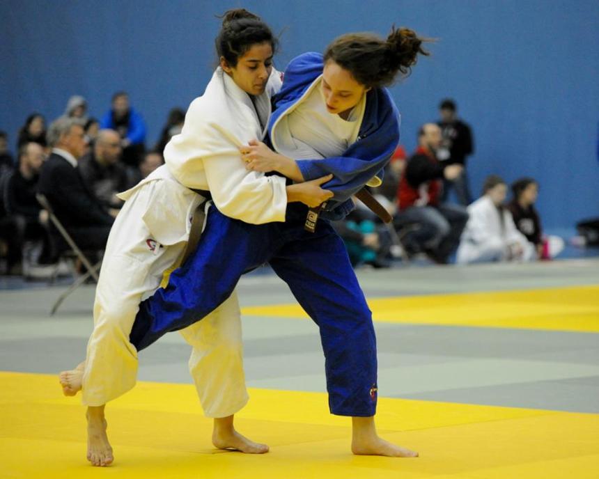 Judo au féminin