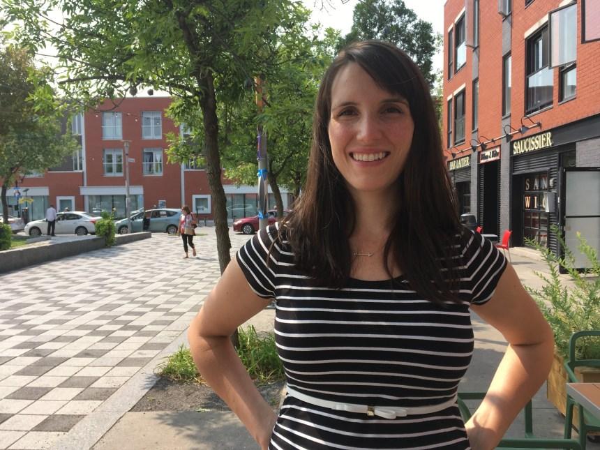 Sarah Beaumier représente la Coalition Avenir Québec dans Hochelaga-Maisonneuve