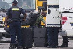 Pas de crise à la frontière canado-américaine, assure l'ONU