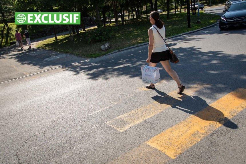 La Ville de Montréal réévaluera ses travaux de marquage des rues