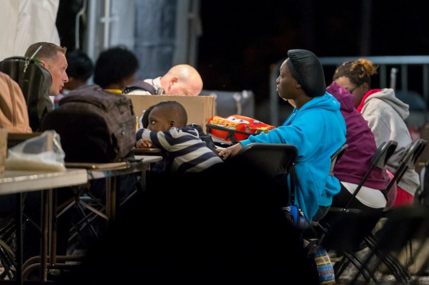 Migrants au Québec: «La situation à la frontière a radicalement changé en un an»