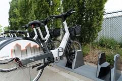 Des ratés pour les vélos électriques en libre-service de Laval