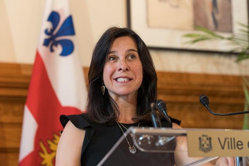 Budget: la mairesse Plante collaborera avec les villes liées