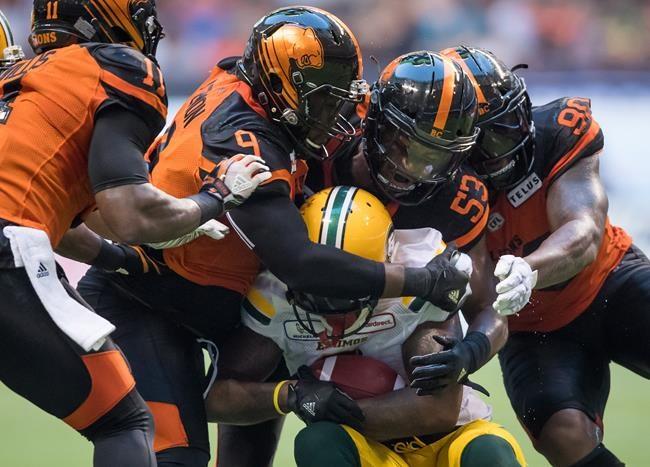 Les Lions battent les Eskimos 31-23