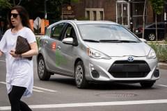 Les véhicules en libre-service autorisés à Saint-Laurent