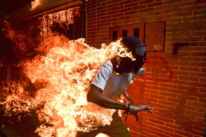 World Press Photo: Clichés aux frontières du monde