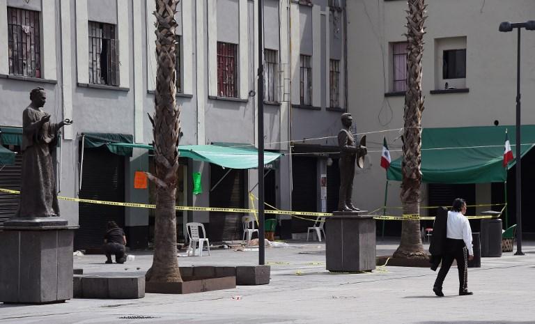 Mexico: 4 morts, 9 blessés dans une attaque sur un site touristique