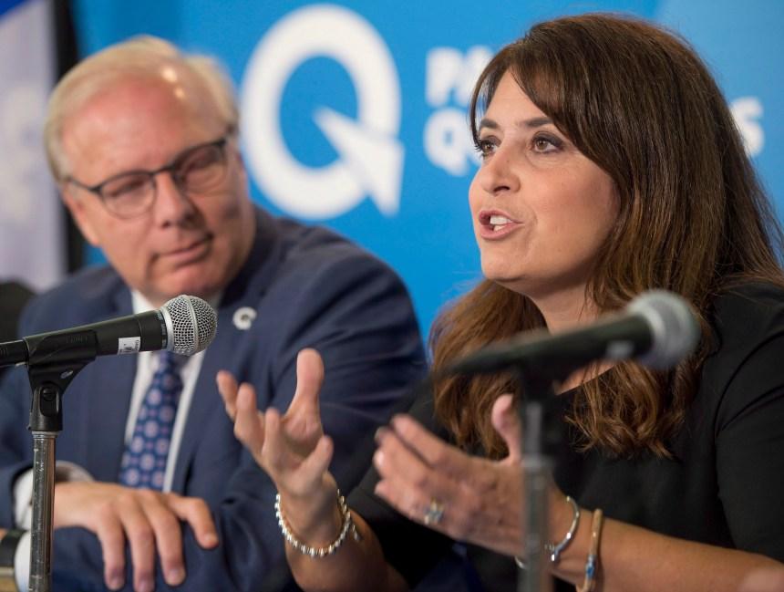 PQ: Véronique Hivon défend le candidat des Îles-de-la-Madeleine