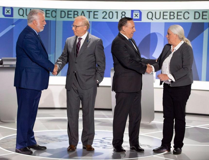 Élections provinciales: Réflexions de mi-parcours