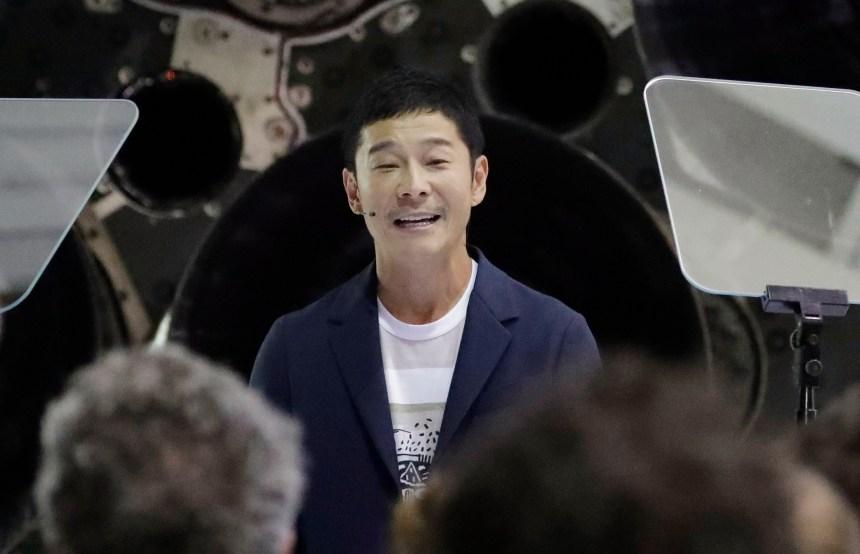 Un milliardaire japonais et des artistes seront les premiers touristes autour de la Lune