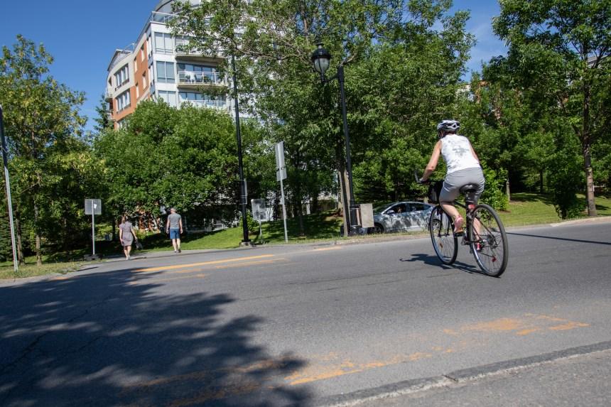 La Ville se penchera sur la sécurité des cyclistes et des piétons