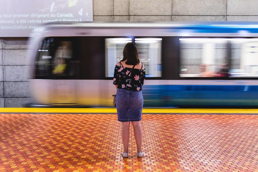 La ligne bleue du métro maintenant entièrement branchée