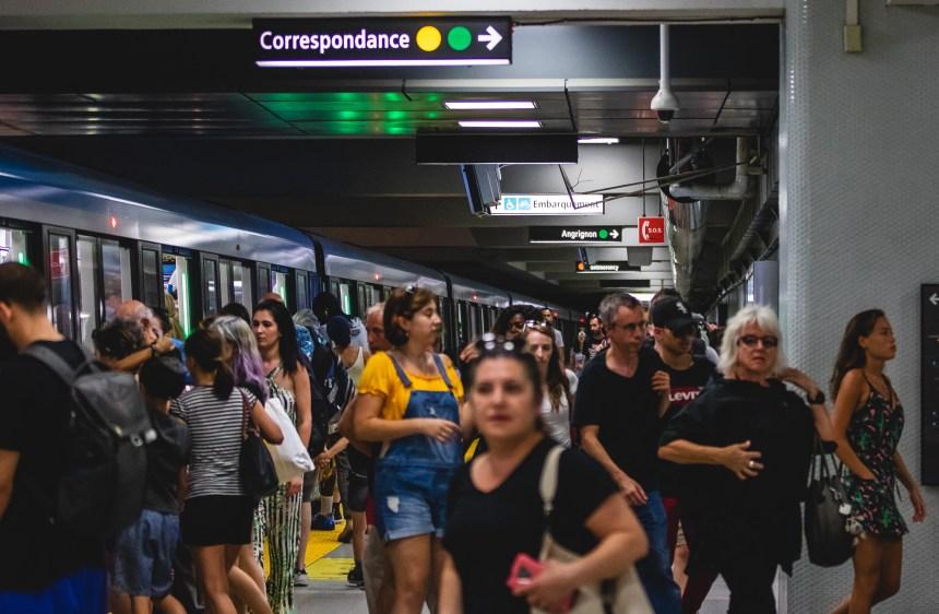 La Ville souhaite une application pour signaler le harcèlement dans les transports