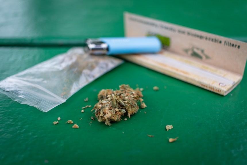 Cannabis: pas d'impact au sein de la LNH