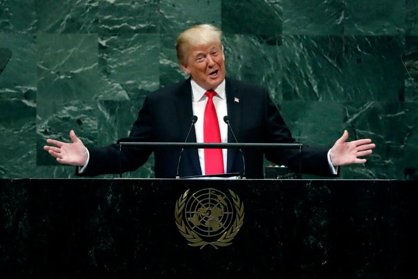 Choc frontal entre Trump et Rohani à l'ONU