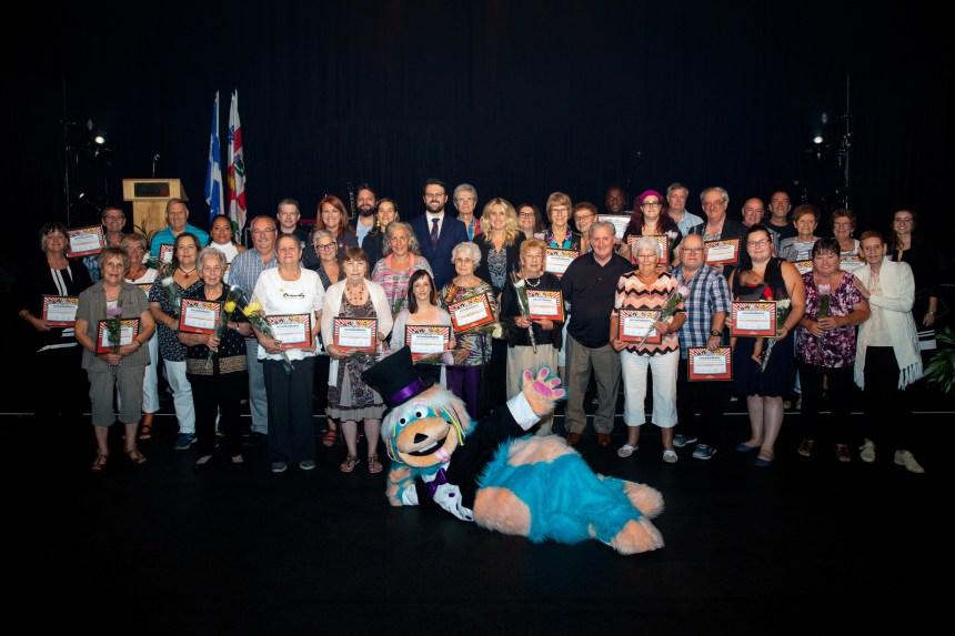 L'arrondissement de MHM souligne l'engagement de ses bénévoles