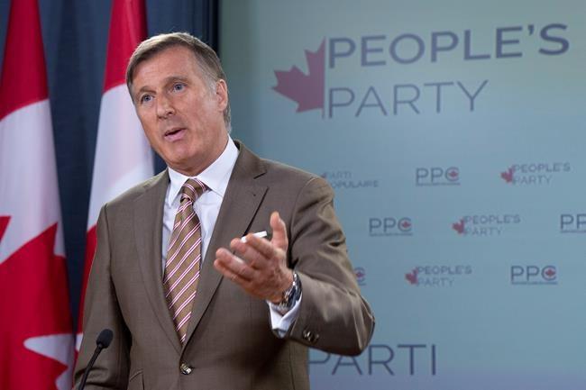 Exode chez Maxime Bernier: des élus conservateurs minimisent