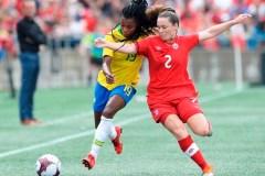 Coupe du monde de soccer 2019: les Canadiennes favorisées