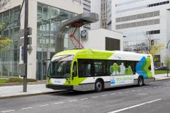 19M$ pour recharger 30 bus électriques