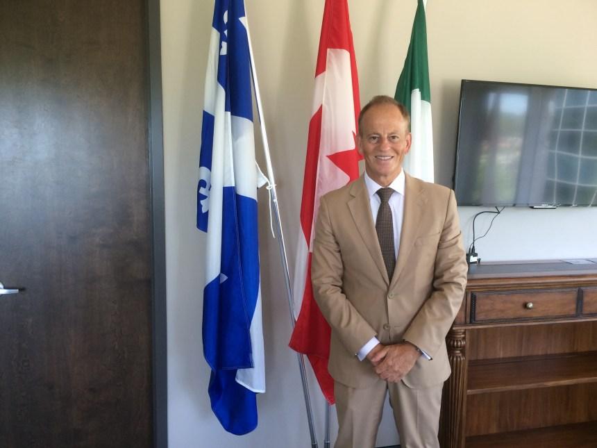 Le député Di Iorio change d'idée et terminera son mandat