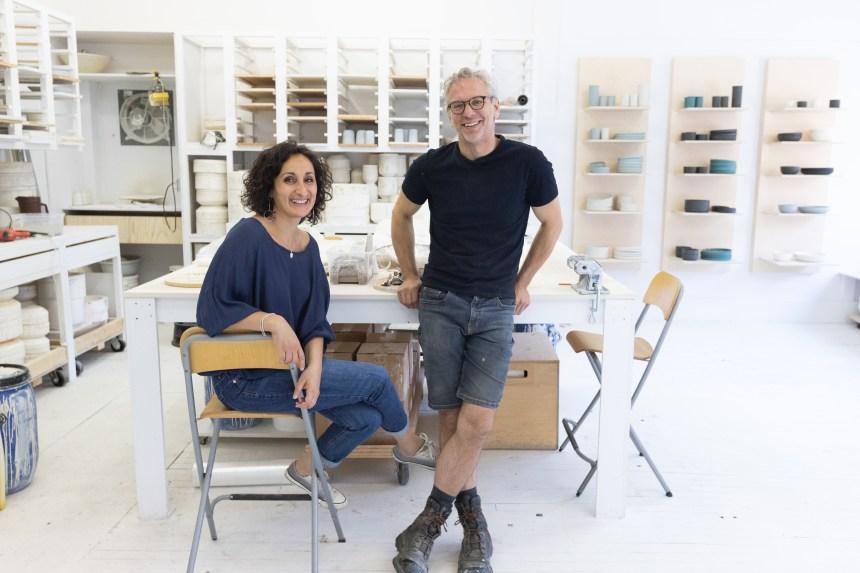 Un atelier-boutique pignon sur rue à Verdun